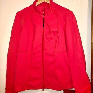 Coral Activewear Jacket